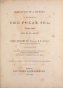 "Cover of ""Narrative of a journey to the shores of the polar sea in the years 1819, 20, 21, and 22"""