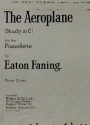 """Cover of """"The aeroplane"""""""