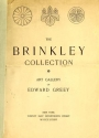 """Cover of """"The Brinkley collection"""""""