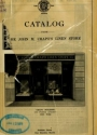 "Cover of ""Catalog from the John M. Crapo's Linen Store"""