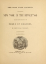 """Cover of """"Documents relative to the colonial history of the state of New- York"""""""