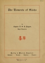 "Cover of ""The elements of sōsho /"""