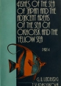 "Cover of ""Fishes of the Sea of Japan and the adjacent areas of the Sea of Okhotsk and the Yellow Sea /"""