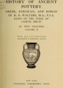 "Cover of ""History of ancient pottery"""