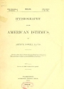 """Cover of """"Hydrography of the American Isthmus"""""""