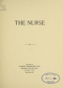 """Cover of """"The nurse"""""""