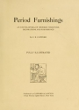 "Cover of ""Period furnishings"""