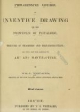 "Cover of ""A progressive course of inventive drawing on the principles of Pestalozzi"""