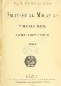 "Cover of ""Van Nostrand's engineering magazine"""