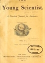 """Cover of """"Young scientist"""""""