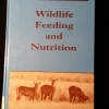 Cover of Wildlife Feeding and Nutrition