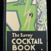 Cover of the Savoy Cocktail book