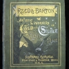Cover of Reed & Barton, artistic workers in silver & gold plate, 1884
