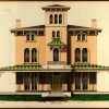Architectural designs for model country residences