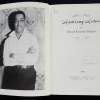 Title page of Music is My Mistress, with photo of Duke Ellington