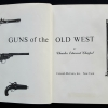 Title page of Guns of the Old West