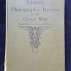 Cover of Leslie's Photographic Review of the Great War