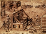 Ramelli's Machines: Original drawings of 16th century machines