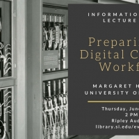 Information Matters lecture with Margaret Hedstrom