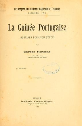 La Guinée Portugaise