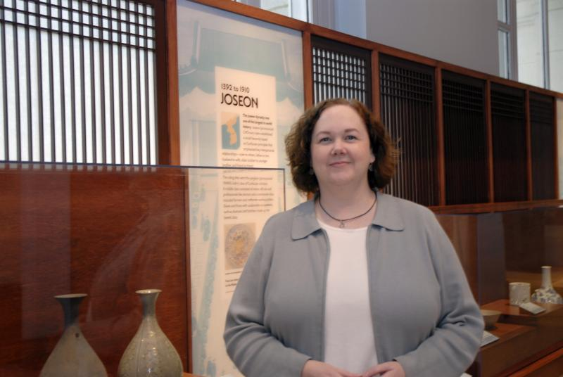 Trina Brown, Instructional and Reference Librarian