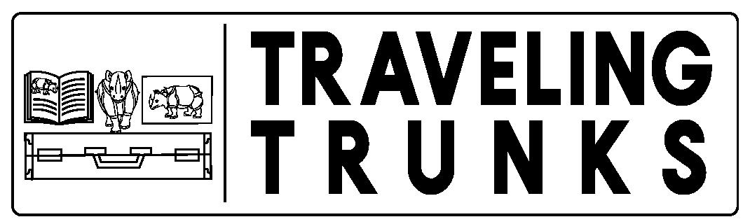 Traveling Trunks Logo