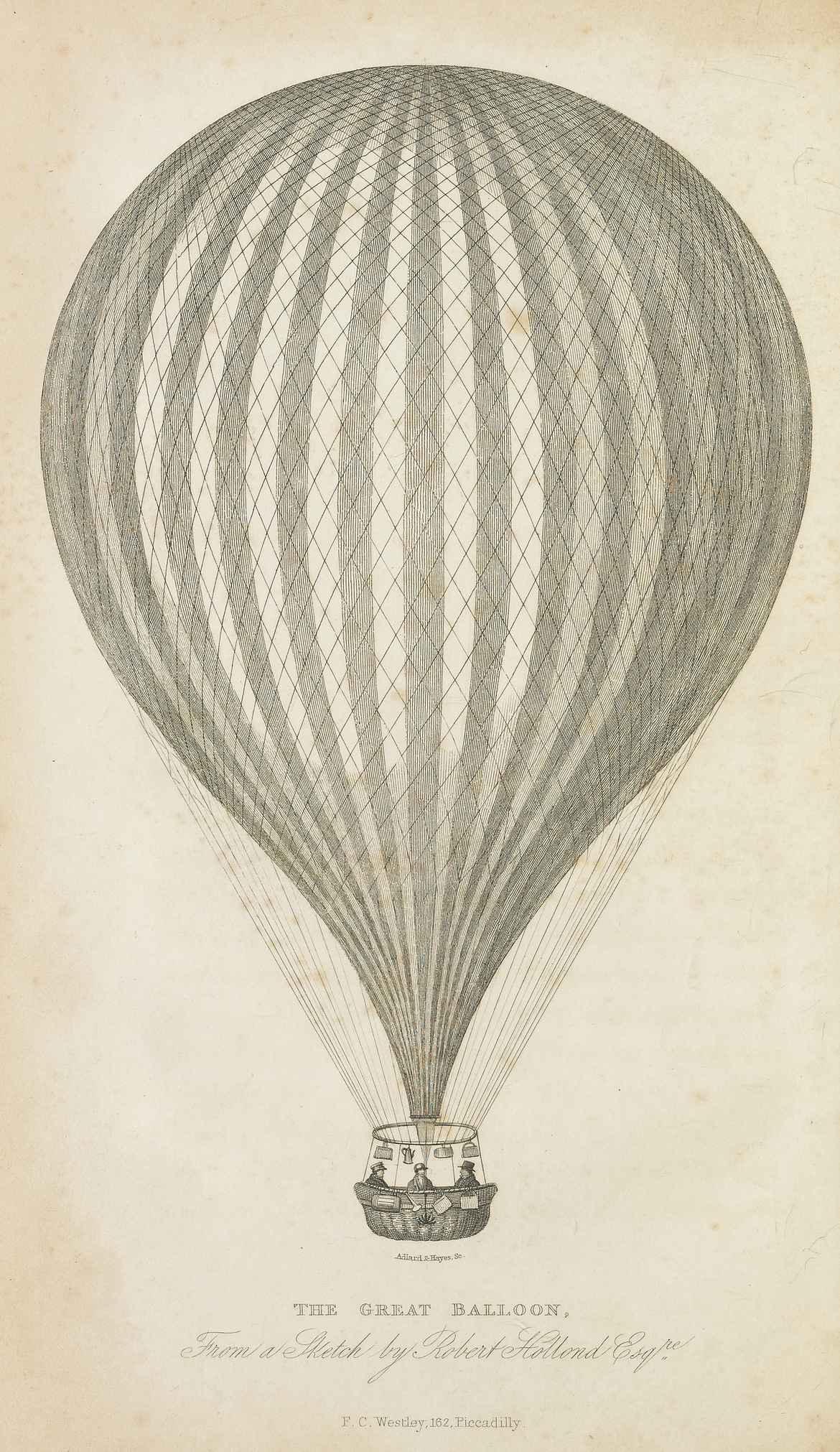 age of the aeronaut