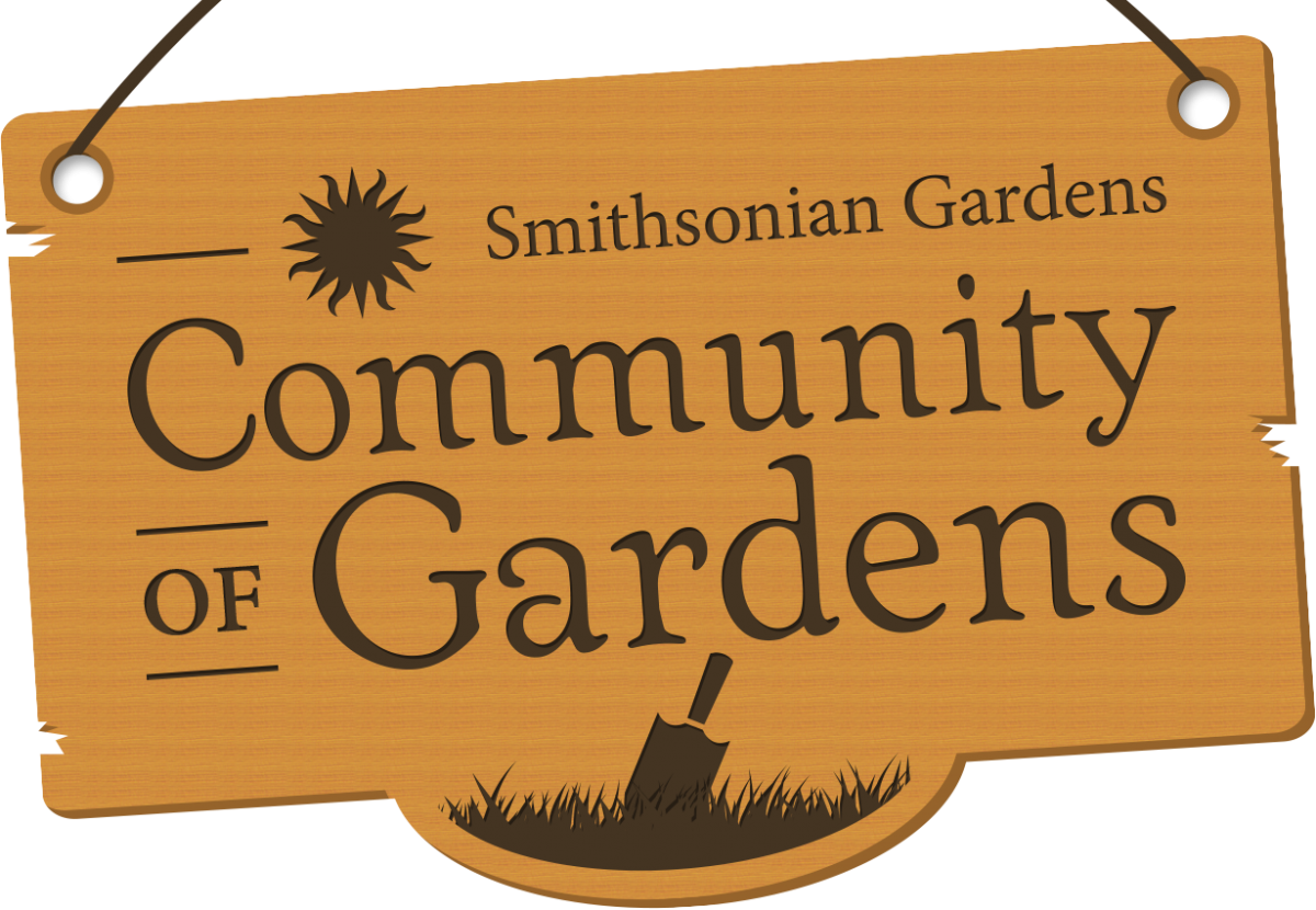 Community of Gardens logo banner
