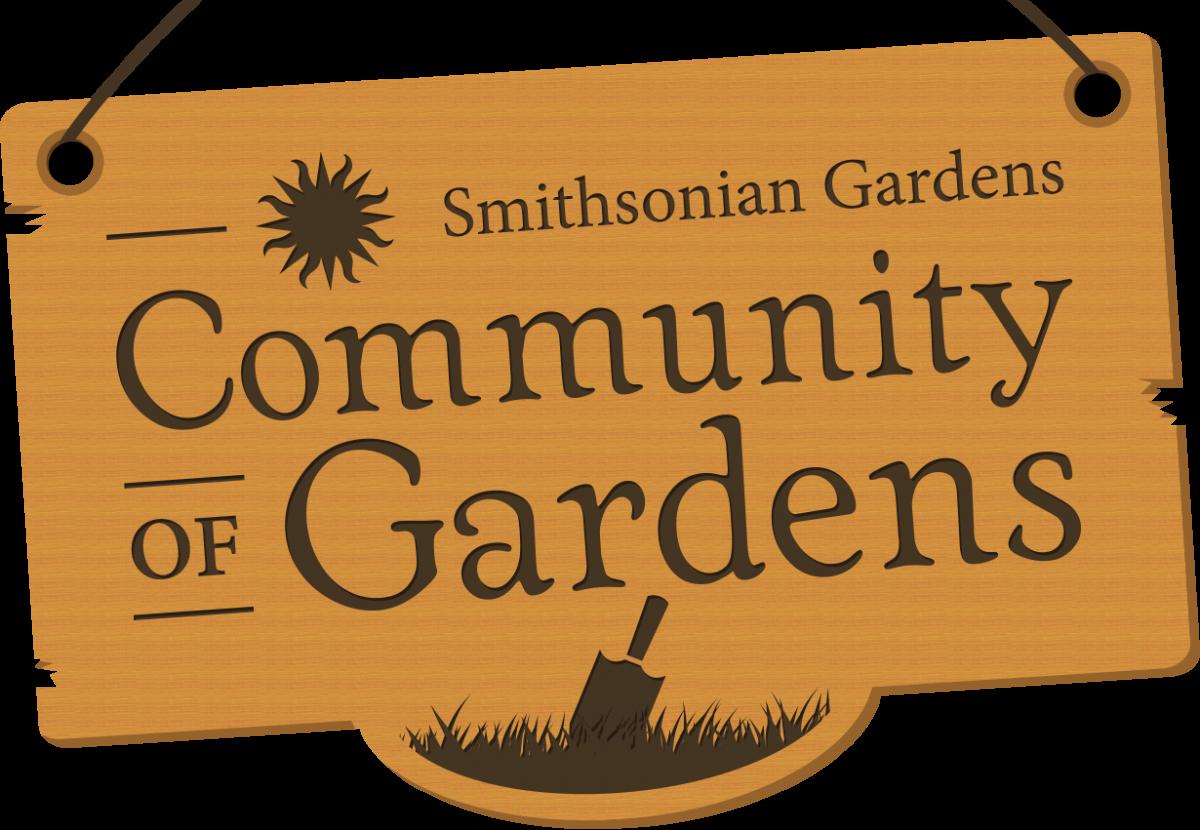 Community of Gardens logo banner