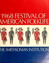 Cover of 1968 Festival of American Folklife