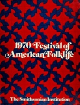Cover of 1970 Festival of American Folklife