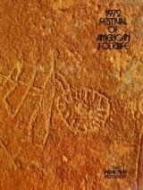 Cover of 1972 Festival of American Folklife