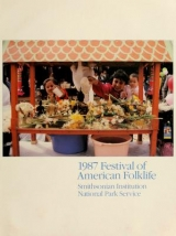Cover of 1987 Festival of American Folklife