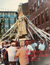 Cover of 1988 Festival of American Folklife