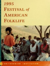 Cover of 1995 Festival of American Folklife