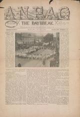 Cover of Anpao v. 34 no. 11-12 Oct.-Nov. 1922