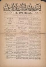 Cover of Anpao v. 34 no. 5-6 June-July 1922