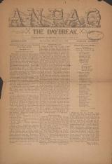Cover of Anpao v. 35 no. 3-4 Mar.-Apr. 1923
