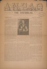 Cover of Anpao - v. 36 no. 1-2 Jan.-Feb. 1925