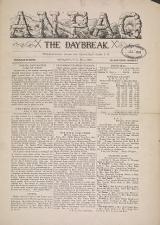 Cover of Anpao - v. 37 no. 4 May 1926