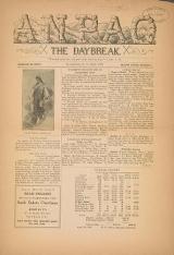 Cover of Anpao - v. 38 no. 4 May 1927