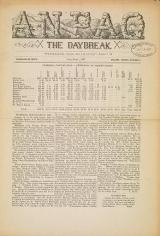 Cover of Anpao - v. 38 no. 6 Aug.-Sept. 1927
