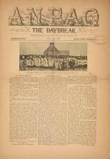 Cover of Anpao - v. 38 no. 8-9 Nov.-Dec. 1927