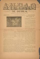 Cover of Anpao - v. 38 no. 1 Jan. 1927