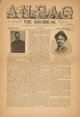 Cover of Anpao - v. 39 no. 3 Mar. 1928