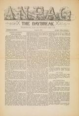 Cover of Anpao - v. 39 no. 5 Aug. 1928