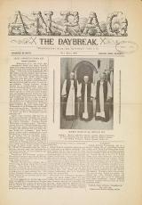 Cover of Anpao - v. 39 no. 7 Nov.-Dec. 1928
