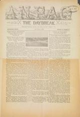 """Cover of """"Anpao = v. 40 no. 6 Oct./Nov. 1929"""""""