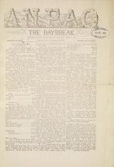 """Cover of """"Anpao = v. 41 no. 6 Sept. 1930"""""""