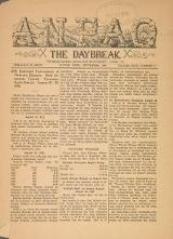 Cover of Anpao - v. 47 no. 6 Sept. 1936